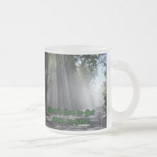 Live to Give Mug