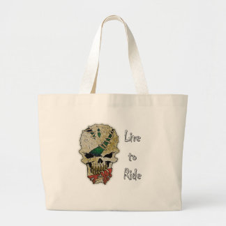 LIVE TO RIDE.png Bags