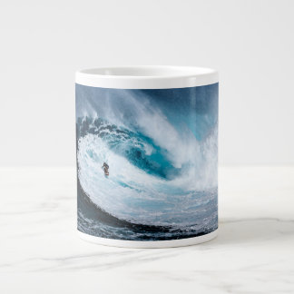 Live to Surf - Surf to Live Surfing Coffee Mug