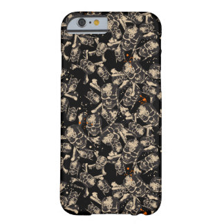 Live To Tell The Tale Pattern Barely There iPhone 6 Case