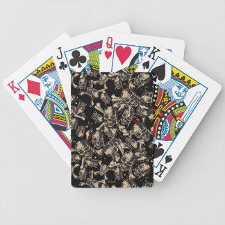 Live To Tell The Tale Pattern Bicycle Playing Cards