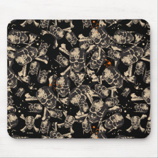 Live To Tell The Tale Pattern Mouse Pad