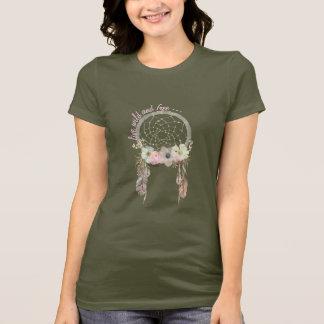 Live wild and free - MzSandino T-Shirt
