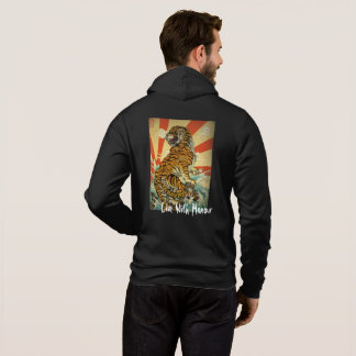 Live With Honour Born free Hoodie