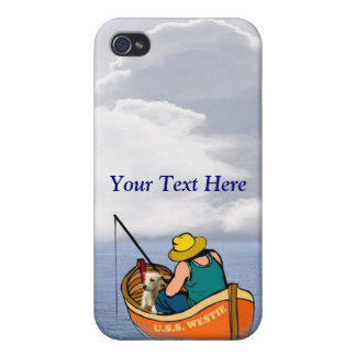 Live your Dreams Westie – Customize It! iPhone 4 Cases