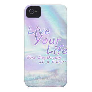 Live Your Life, One daydream at a time... Case-Mate iPhone 4 Cases