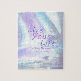 Live Your Life, One daydream at a time... Jigsaw Puzzle