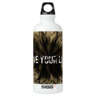 Live your life SIGG traveler 0.6L water bottle