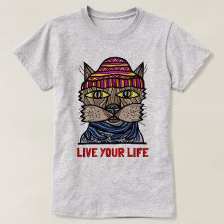 """Live Your Life"" Women's T-Shirt"