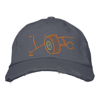 Lived-in look Hat