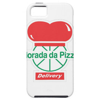 Lived of the Pizza - White iPhone 5 Cases
