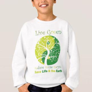 LiveGreen - Ying Yang Sweatshirt