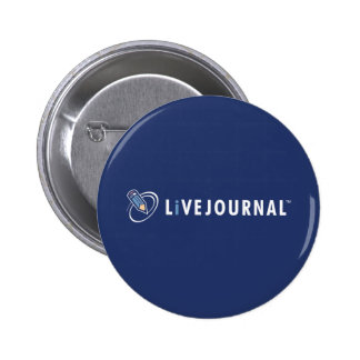 LiveJournal Logo Horizontal 2 Inch Round Button