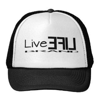 LiveLife Brand Trucker Hat