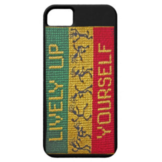 lively reggae dance iphone5 iPhone 5 cover