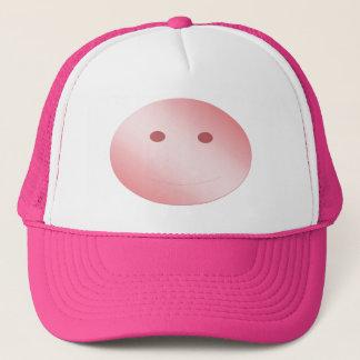Livened up cap