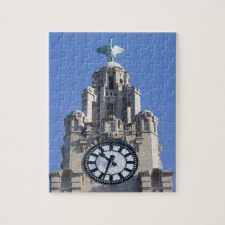 Liver Building, Cunard Building, Liverpool, Jigsaw Puzzle