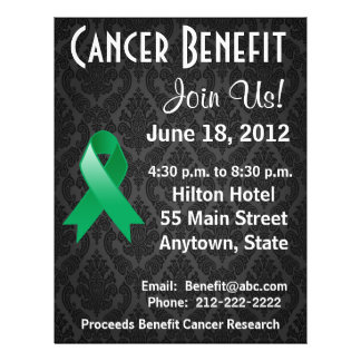 Liver Cancer Personalized Benefit Flyer
