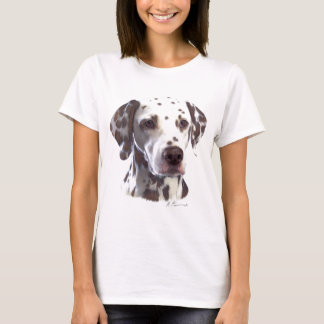 Liver Dalmatian shirt