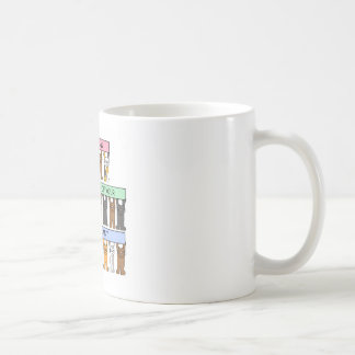 Liver transplant anniversary congratulations. coffee mug