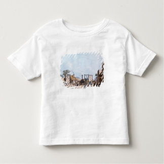 Liverpool and Manchester Railway: Toddler T-shirt