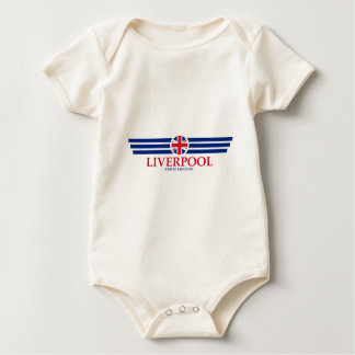 Liverpool Baby Bodysuit