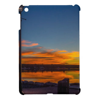 Liverpool Bay Sunset Cover For The iPad Mini