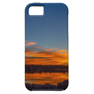 Liverpool Bay Sunset iPhone 5 Cover