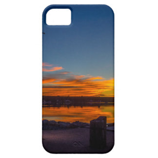 Liverpool Bay Sunset iPhone 5 Covers