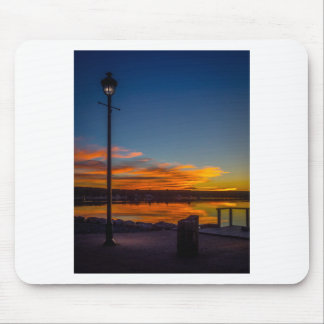Liverpool Bay Sunset Mouse Pad