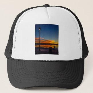 Liverpool Bay Sunset Trucker Hat