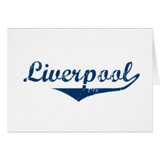 Liverpool Card