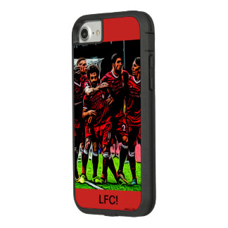 Liverpool cartoon design phone case