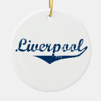 Liverpool Ceramic Ornament