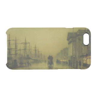 Liverpool Docks Customs House and Salthouse Docks, Clear iPhone 6/6S Case