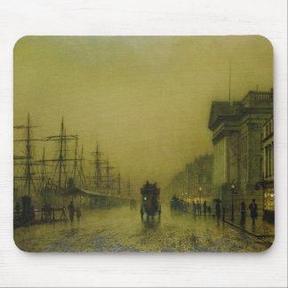 Liverpool Docks Customs House and Salthouse Docks, Mouse Pad