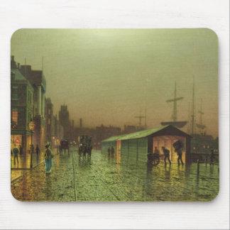 Liverpool Docks Mouse Pad