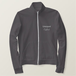 Liverpool England Jacket
