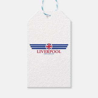Liverpool Gift Tags