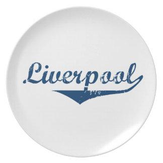 Liverpool Plate