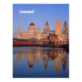 Liverpool postcard