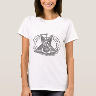 Liverpool Rock and Roll Guitar Owner, Dog Tees
