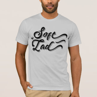 Liverpool Scouse Dialect Soft Lad Tee