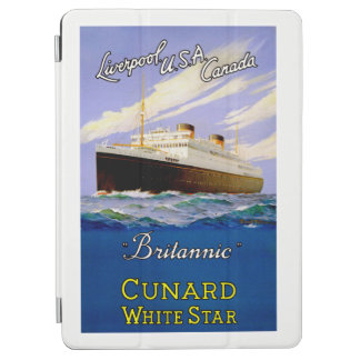 Liverpool, USA and Canada ~ by Britannic iPad Air Cover