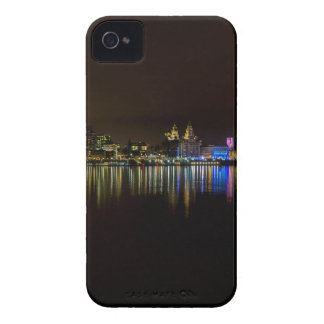 Liverpool Waterfront iPhone 4 Covers