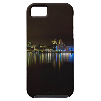 Liverpool Waterfront iPhone 5 Cover