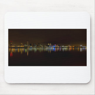 Liverpool Waterfront Mouse Pad