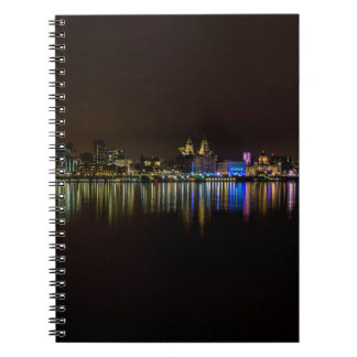 Liverpool Waterfront Notebook