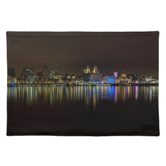 Liverpool Waterfront Placemat