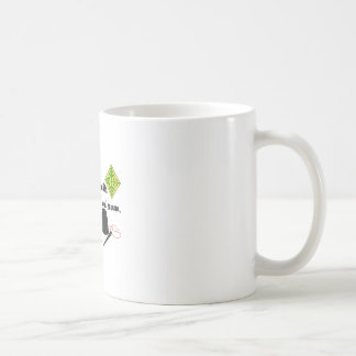 Lives Are Quilts Coffee Mug